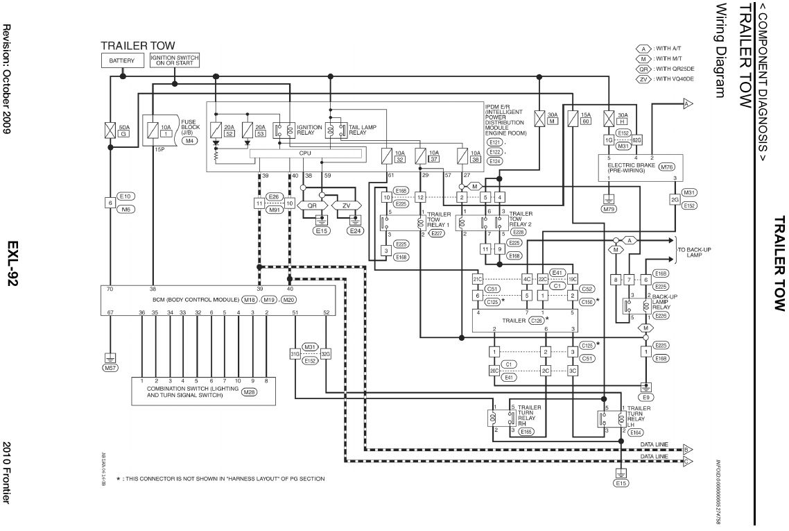 Nissan Frontier Brake Controller Wiring Diagram Download