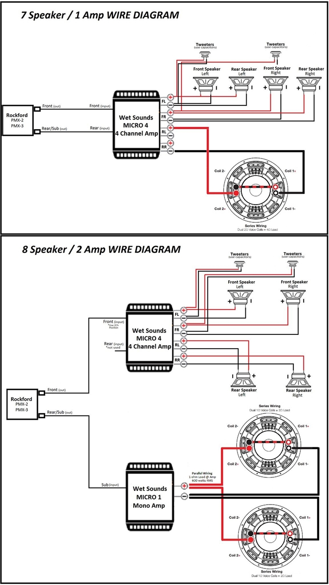 hight resolution of nissan frontier rockford fosgate wiring diagram dual amp wiring diagram rockford wiring diagram 6f