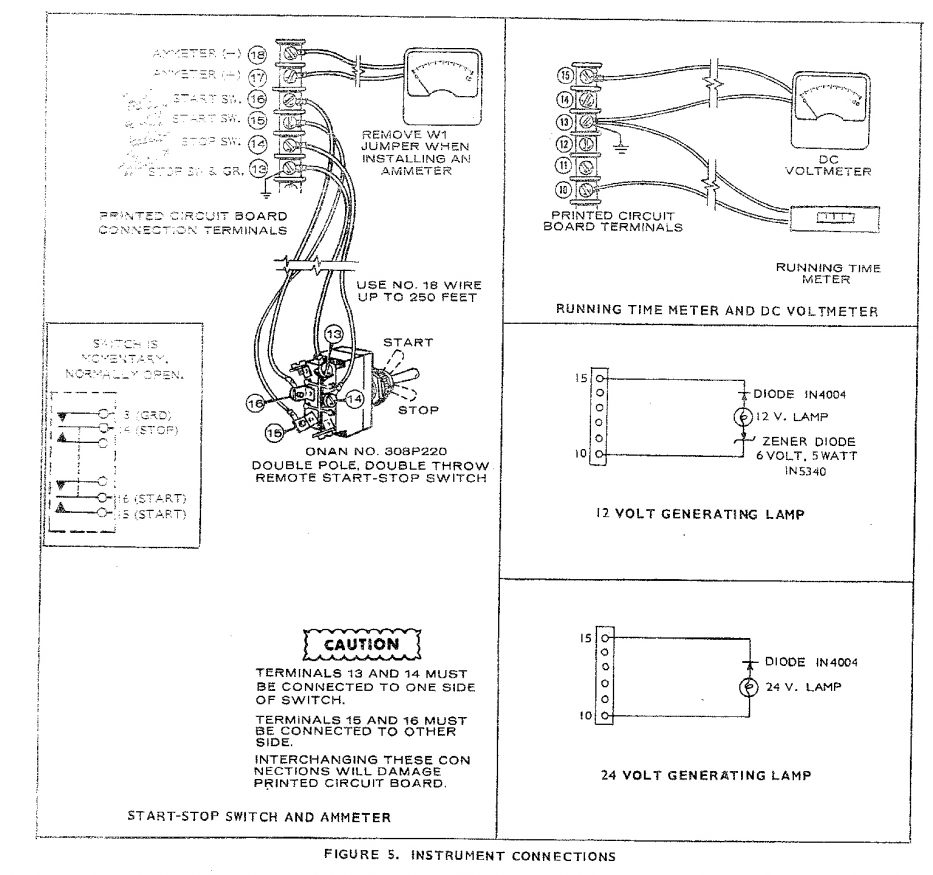 onan generator remote switch wiring diagram