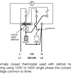 paragon defrost timer 8145 20 wiring diagram gallery on 208v three phase power 208v 120  [ 1024 x 863 Pixel ]