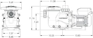 Pentair Superflo 15 Hp Wiring Diagram Collection