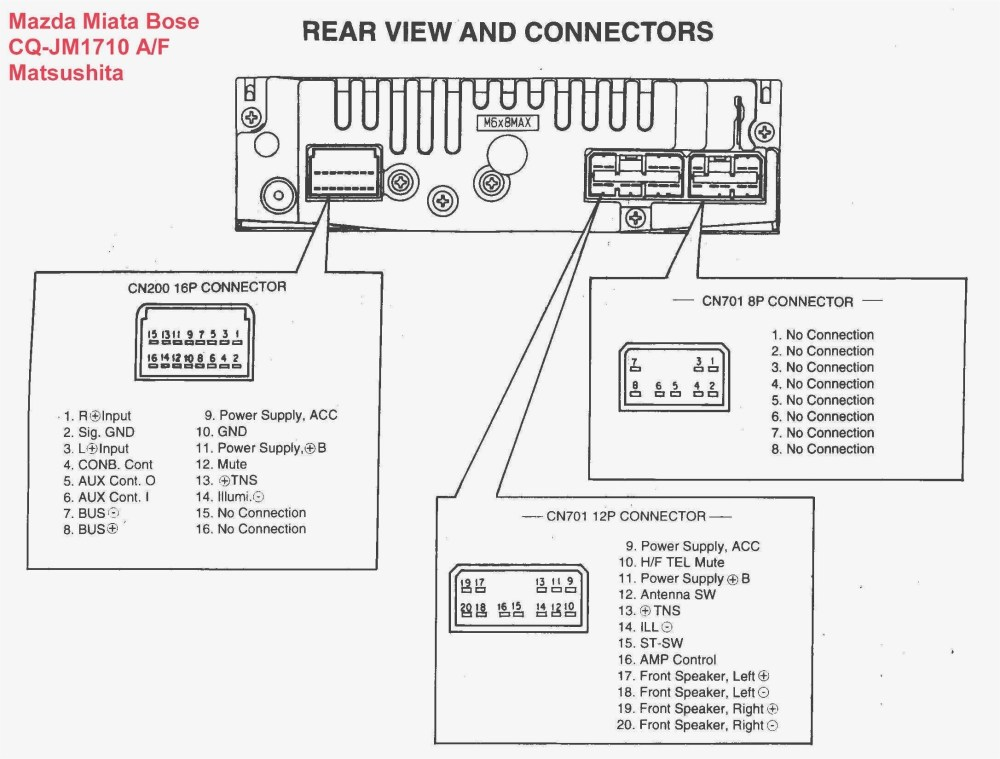 medium resolution of bose link cable wiring diagram wiring diagram sheet