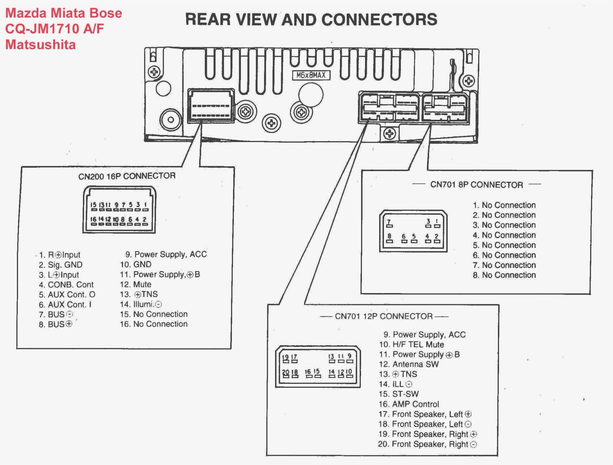 hight resolution of bose link cable wiring diagram wiring diagram sheet