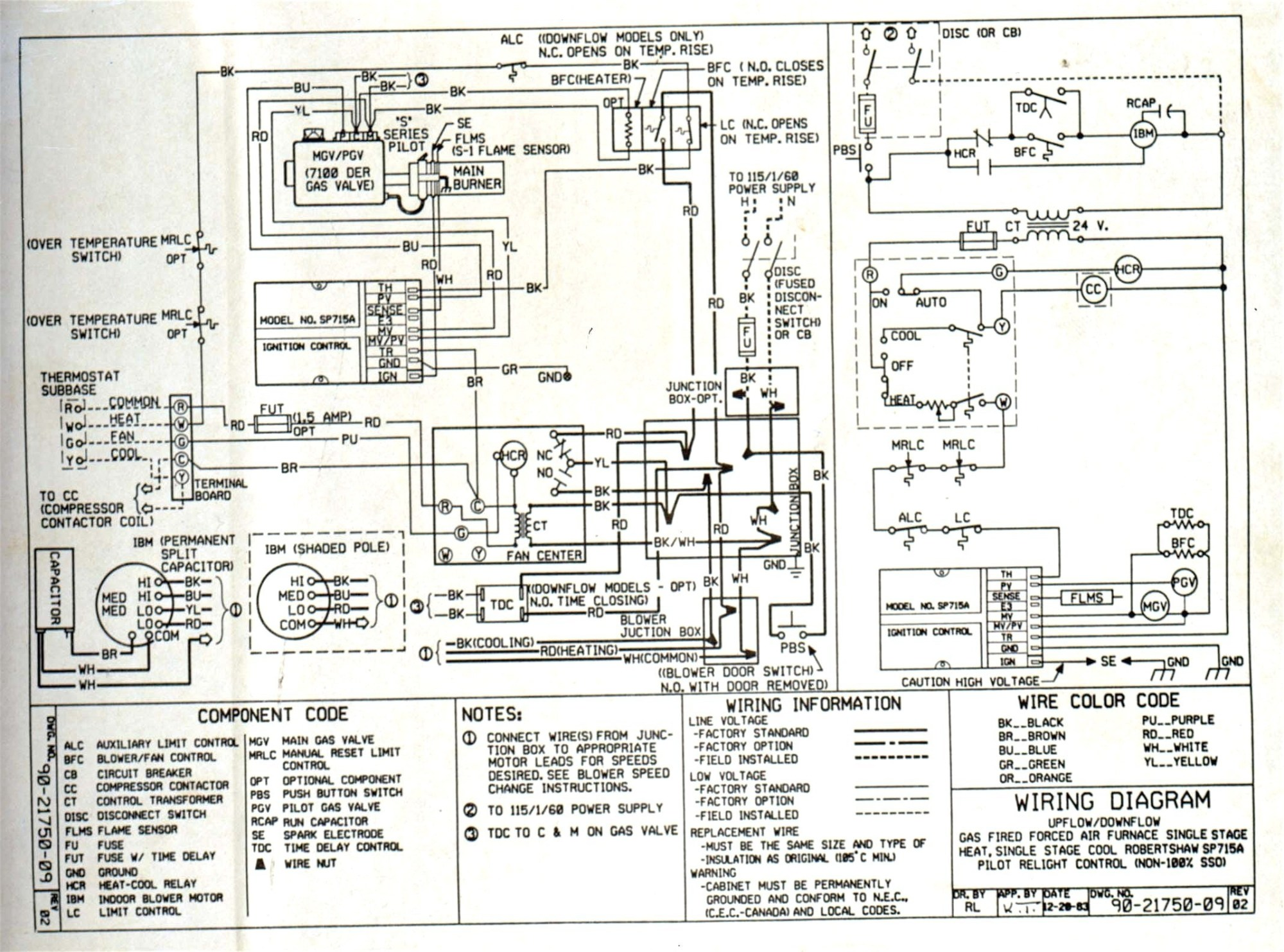 hight resolution of wiring ruud diagram uomb 084c wiring diagram for you ruud wiring diagram air handler ruud 13
