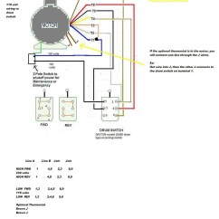 Wiring Diagram 230v Single Phase Motor With Start And Run Bathtub Drain Assembly Hoist Download