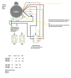 Single Phase Hoist Wiring Diagram Download