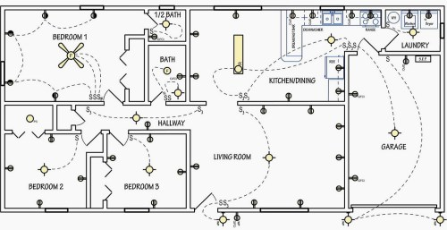 small resolution of smart home wiring diagram pdf smart home wiring diagram luxury electrical symbols are used home