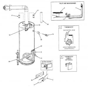 Suburban Water Heater Sw6de Wiring Diagram Download