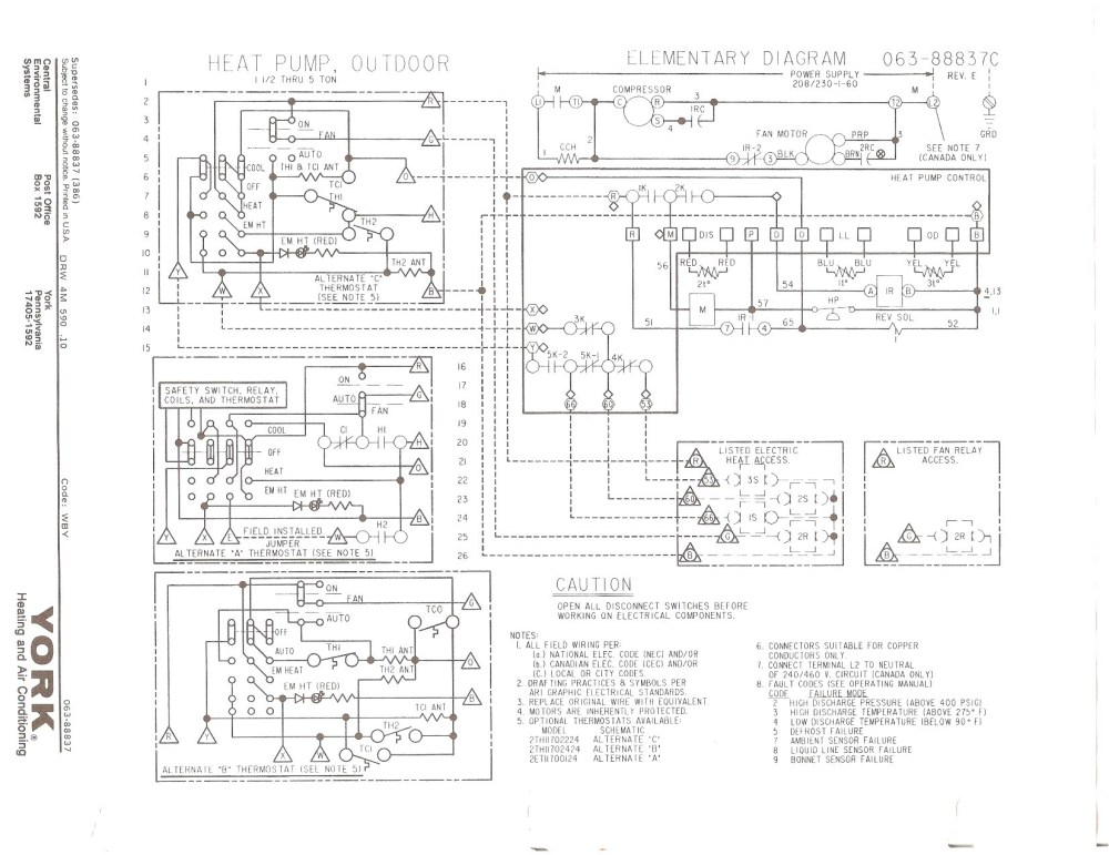 medium resolution of trane xr13 wiring diagram trane xr13 wiring diagram free downloads contemporary trane wiring diagram ponent