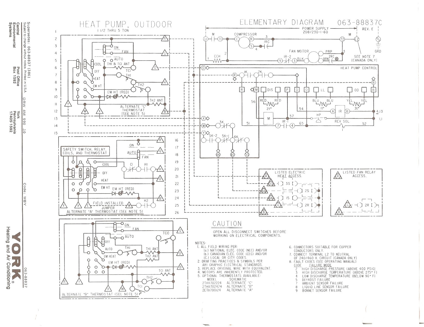 hight resolution of trane xr13 wiring diagram trane xr13 wiring diagram free downloads contemporary trane wiring diagram ponent