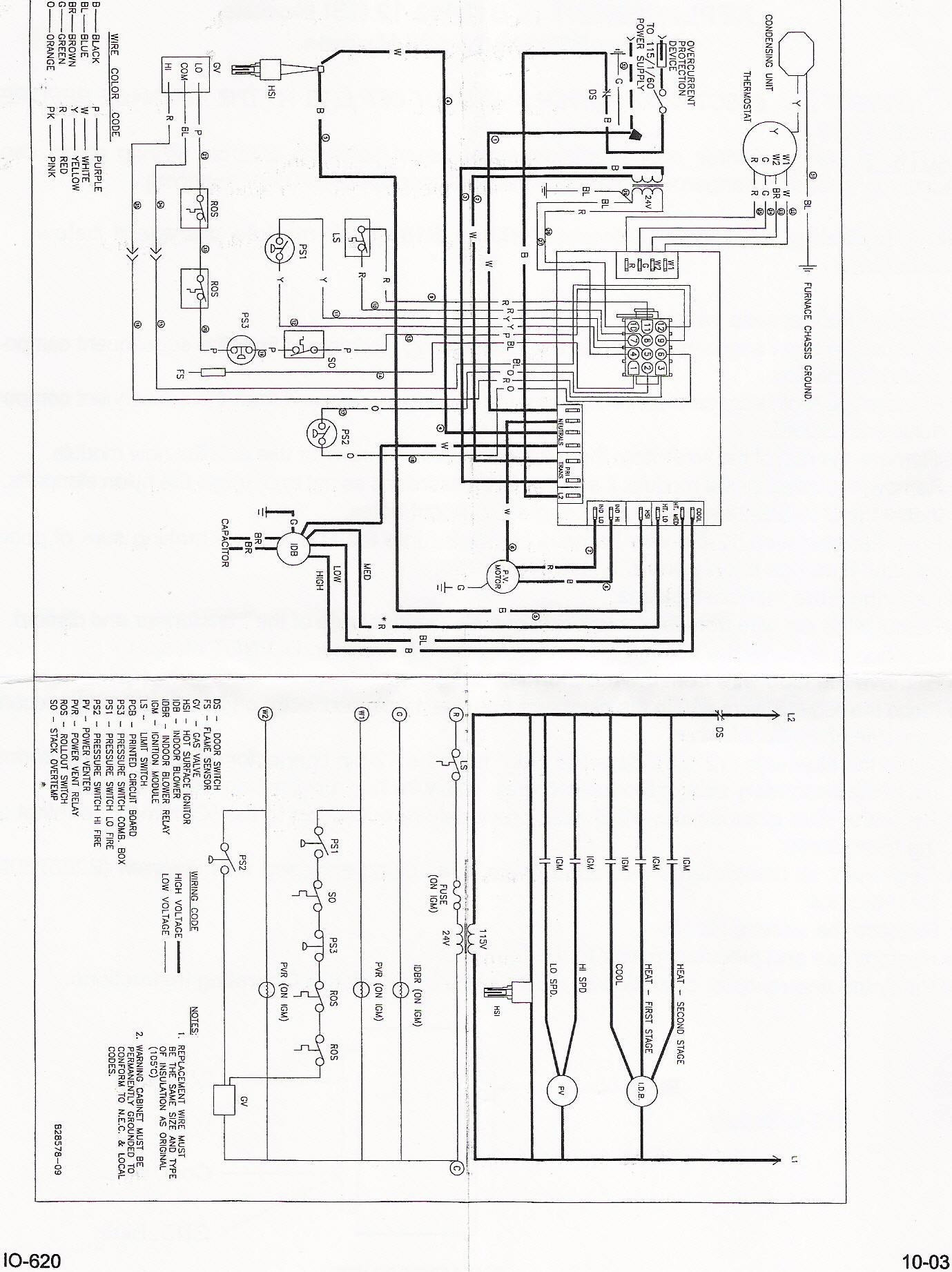Armstrong Hvac Wiring Diagrams