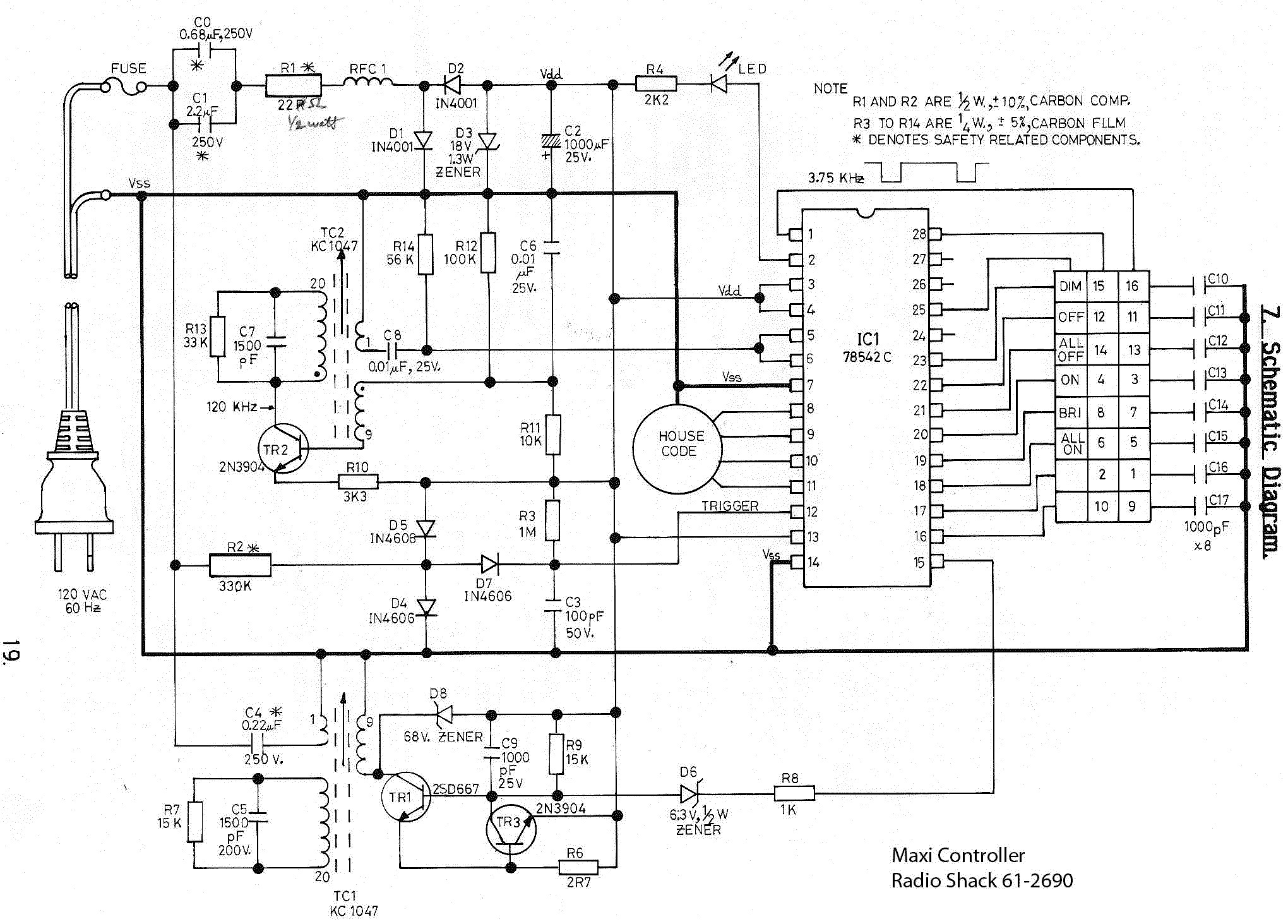 ups wiring diagram circuit motor control diagrams maintenance bypass switch gallery