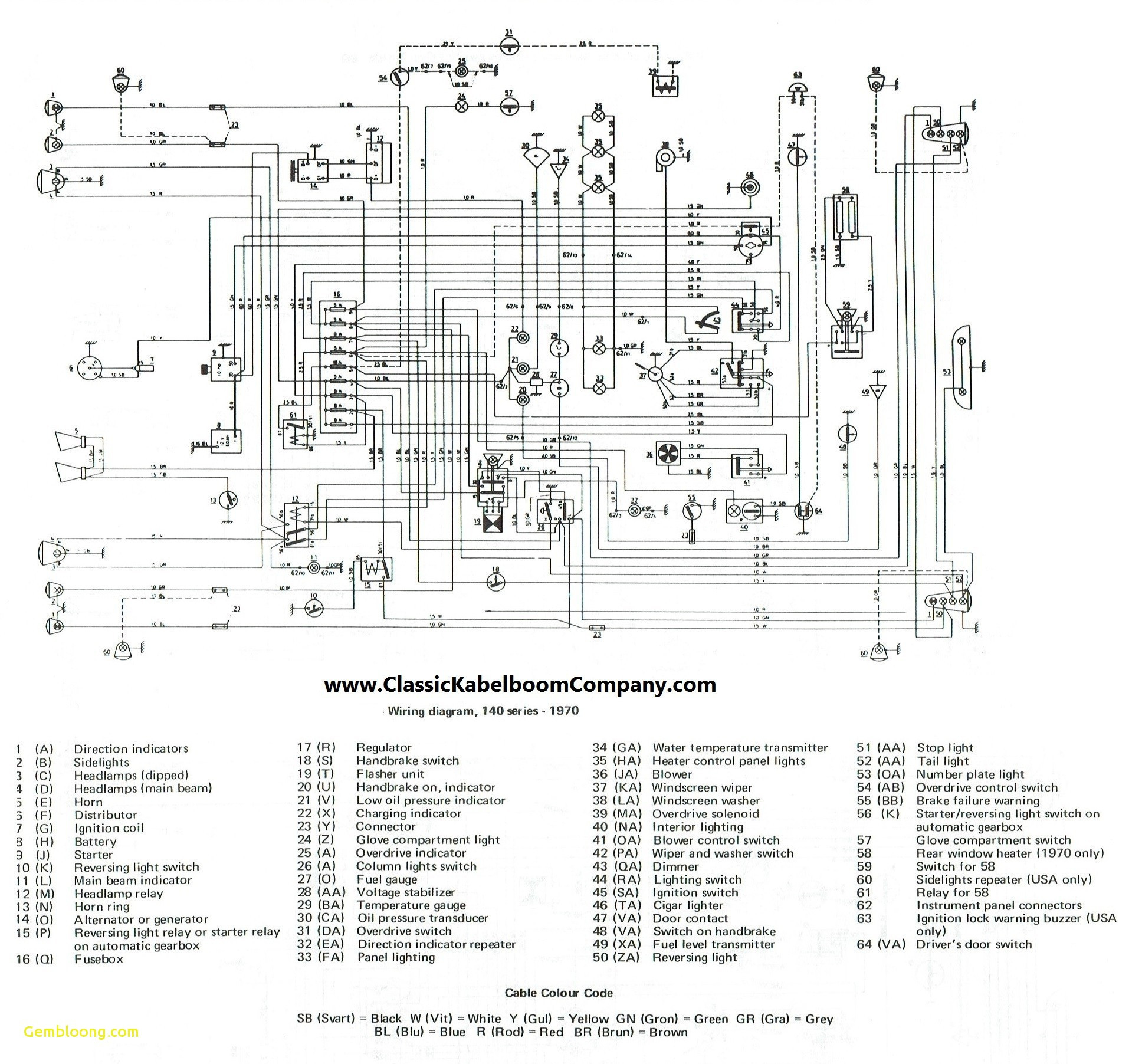 Volvo Penta Marine Engines Schematic