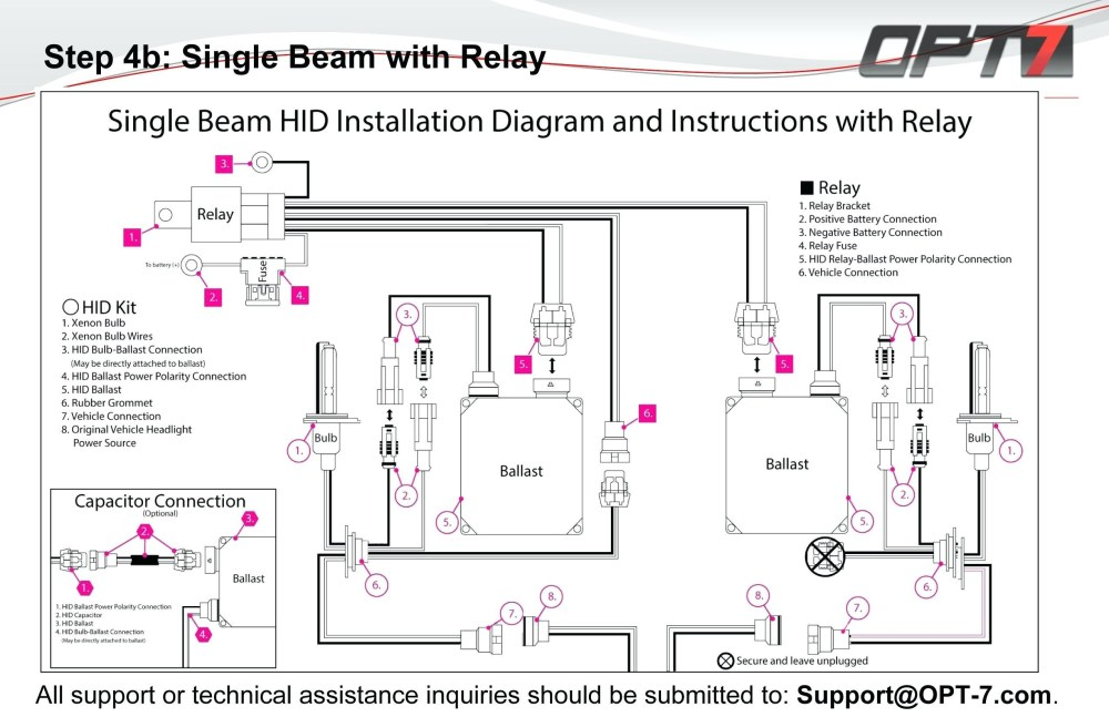 medium resolution of universal hid ballast wiring diagrams wiring diagram userwiring diagram on hid relay harness diagram with load