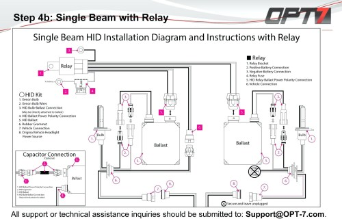 small resolution of universal hid ballast wiring diagrams wiring diagram userwiring diagram on hid relay harness diagram with load