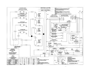 Wiring Diagram for Kenmore Dryer Model 110 Collection