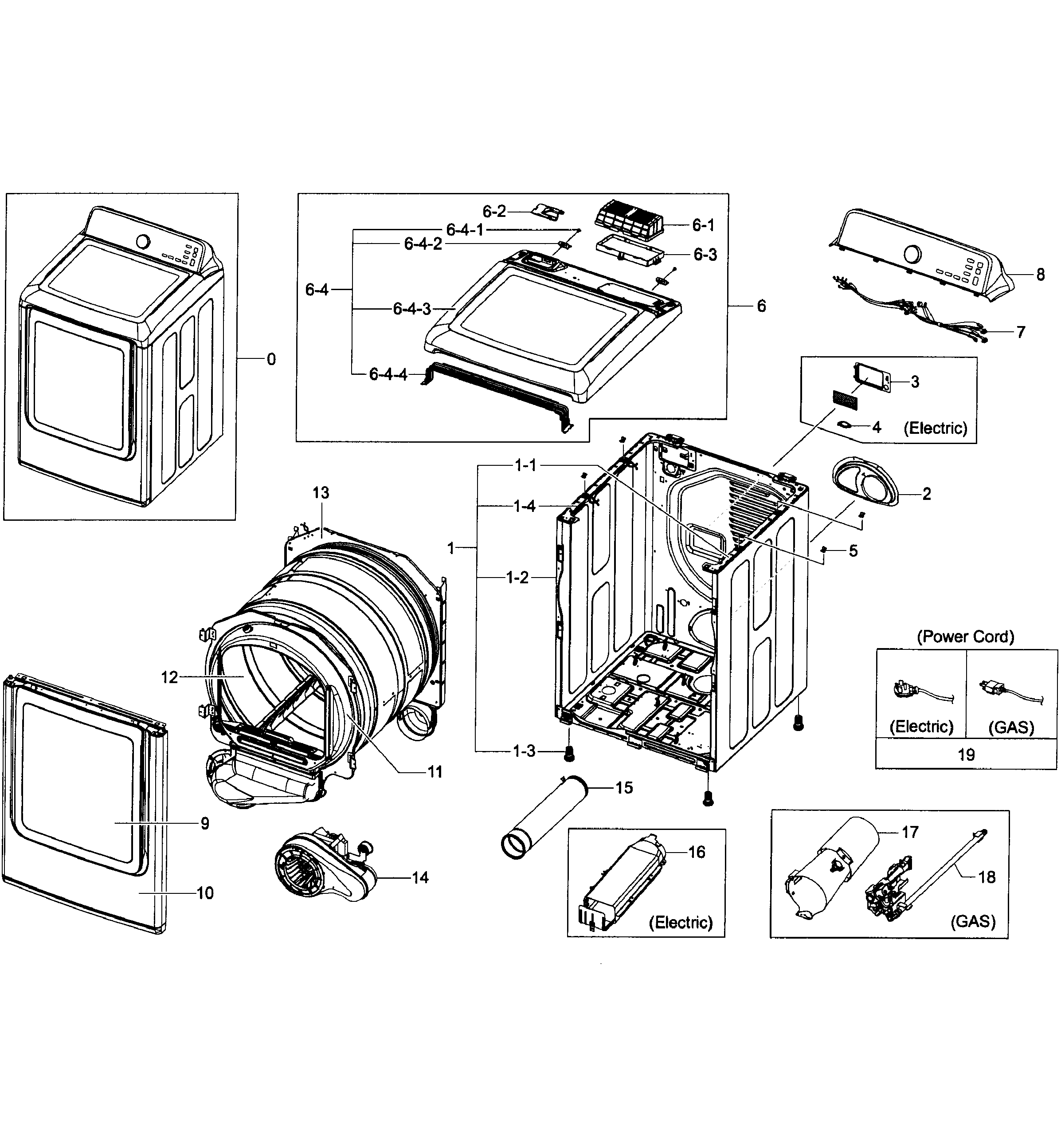 Kenmore Dryer 110 Wiring Schematic