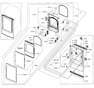Wiring Diagram for Samsung Dryer Heating Element Collection