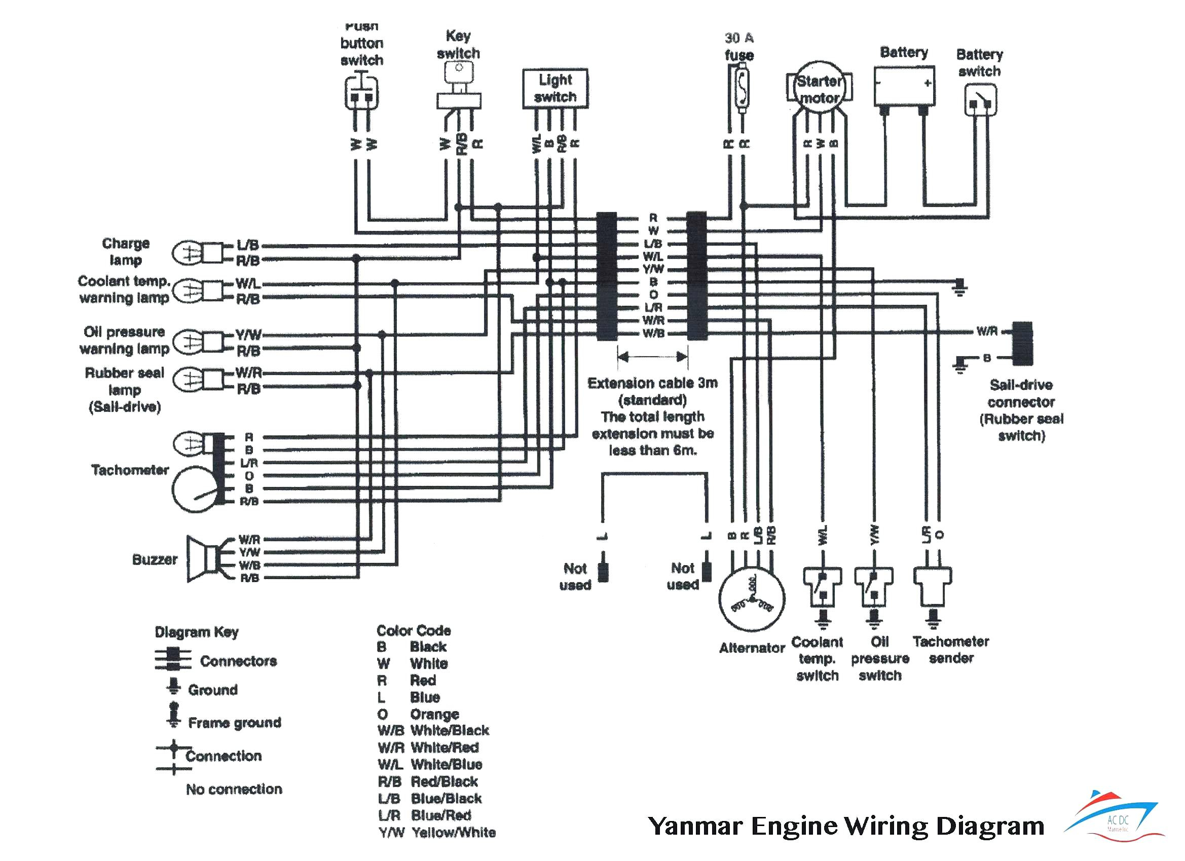 simple horn wiring diagram