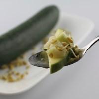 Sprouted Fenugreek Seeds  & Raw Mango Kosambari/Salad