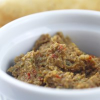 Raw Banana(Plantain) Peel Chutney (South Indian Style)