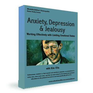 Anxiety, Depression & Jealousy  Working Effectively With