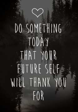 Do Something Today...
