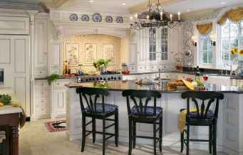 10 beautiful french country kitchen design and decor ideas