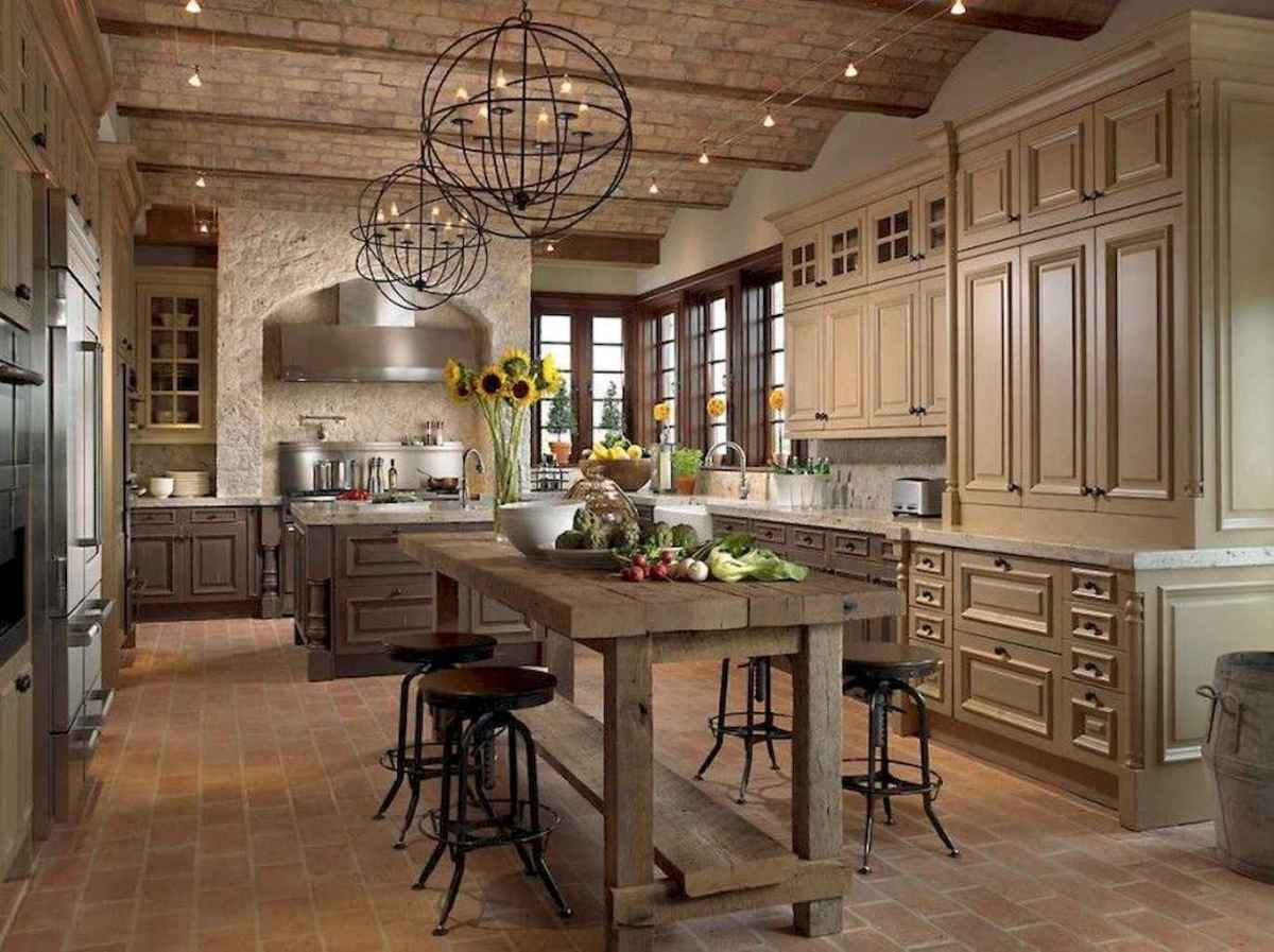 11 beautiful french country kitchen design and decor ideas