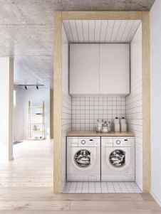 20 cool small laundry room design ideas