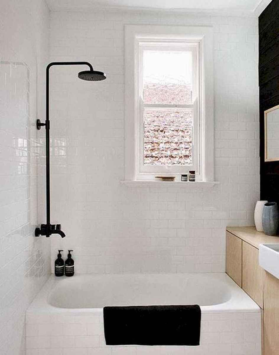 21 cool tiny house bathroom shower with tub ideas