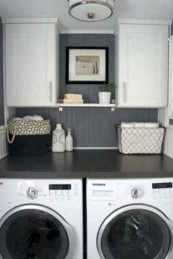 25 cool small laundry room design ideas