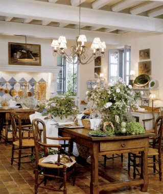 26 beautiful french country kitchen design and decor ideas