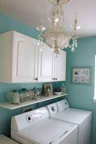 32 cool small laundry room design ideas