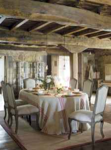 32 lasting french country dining room ideas