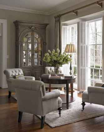 40 fancy french country living room design ideas