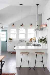 43 stunning white kitchen cabinet makeover ideas