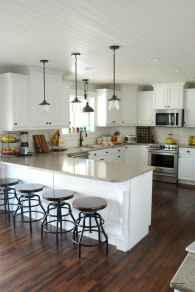 45 stunning white kitchen cabinet makeover ideas