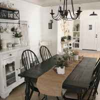 46 french country dining room decor ideas