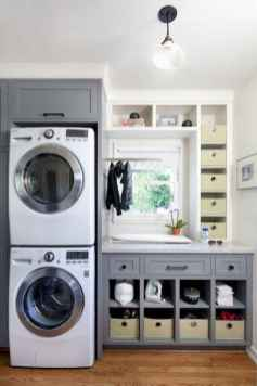56 cool small laundry room design ideas