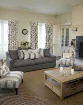 60 fancy french country living room design ideas
