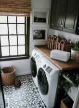 65 cool small laundry room design ideas