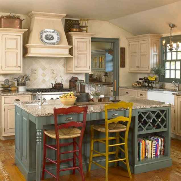 80 french country kitchen design ideas