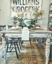 02 gorgeous farmhouse dining room table and decorating ideas