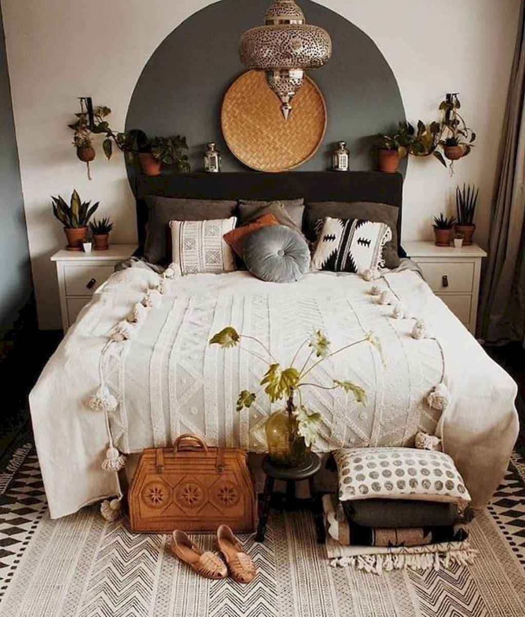 07 inspiration modern bohemian bedroom ideas