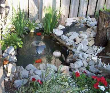 12 awesome backyard ponds and water feature landscaping ideas