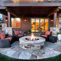 13 easy diy fire pit for backyard landscaping ideas