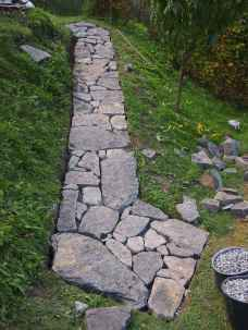 14 beautiful front yard pathway landscaping ideas