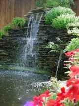 15 awesome backyard ponds and water feature landscaping ideas