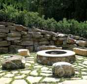 19 easy diy fire pit for backyard landscaping ideas